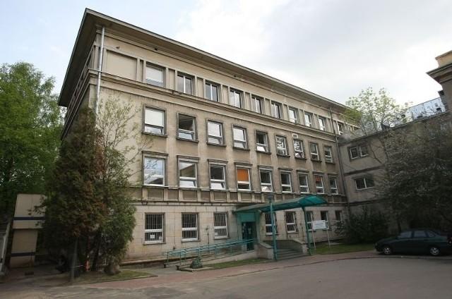 Łódzki oddział Narodowego Funduszu Zdrowia przeprowadził doraźną kontrolę w Uniwersyteckim Szpitalu Klinicznym nr 4 w Łodzi