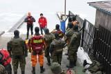 Kruszwica. Wspólne ćwiczenia Nadgoplańskiego WOPR i żołnierzy WOT na zamarzniętym Gople. Zobaczcie zdjęcia