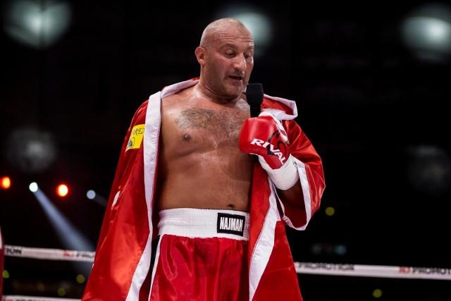 Marcin Najman może walczyć podczas Fame MMA 8 po raz ostatni