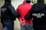 CBŚP z Rzeszowa rozbiło grupę przestępczą podejrzaną m.in. o wyłudzanie pieniędzy z tzw. tarczy finansowej [ZDJĘCIA, WIDEO]