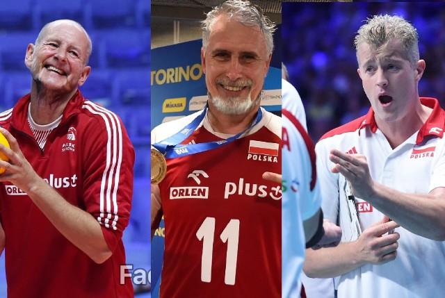 Jak za kilkadziesiąt lat będzie wyglądał Bartosz Kurek, Fabian Drzyzga czy Michał Kubiak? FaceApp nie oszczędza nikogo. Zobacz galerię zdjęć, jak przy pomocy popularnej w ostatnich dniach na całym świecie aplikacji postarzeli się siatkarscy reprezentanci Polski. Zrobiliśmy jednak jeden wyjątek i... odmłodziliśmy trenera Vitala Heynena!