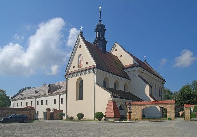 Podejrzany franciszkanin był zakonnikiem w bieckim klasztorze