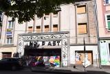 Budynek po dawnym kinie Piast w Słubicach niszczeje. Właściciel fasady ukarany kolejnymi mandatami