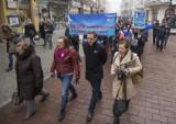 Marsz białej wstążki przeszedł ulicami Torunia [zdjęcia]