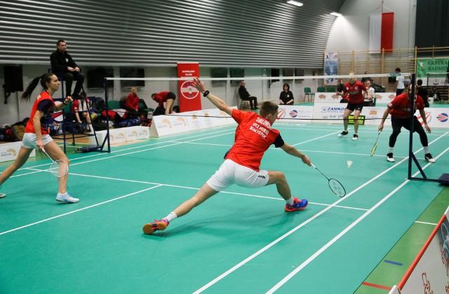 Mecze badmintona dostarczają wielu emocji