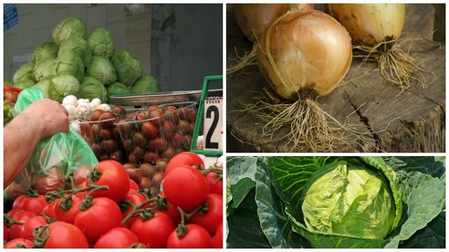 Niestety, ostatnie zbiory warzyw gruntowych były o wiele niższe niż w 2014 roku