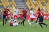 Polki przegrały z Czeszkami w eliminacjach mistrzostw Europy i spadły na trzecie miejsce w grupie [GALERIA]