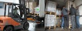 Pięć ciężarówek darów dla powodzian z gminy Gorzyce