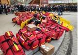 Strażacy ochotnicy z całej Polski dostaną profesjonalne zestawy medyczne i defibrylatory. Sprzęt kupił minister sprawiedliwości