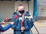 Wojewoda Świętokrzyski, Zbigniew Koniusz apeluje do lekarzy o zgłaszanie się do pracy w szpitalu tymczasowym w Targach Kielce! [WIDEO]