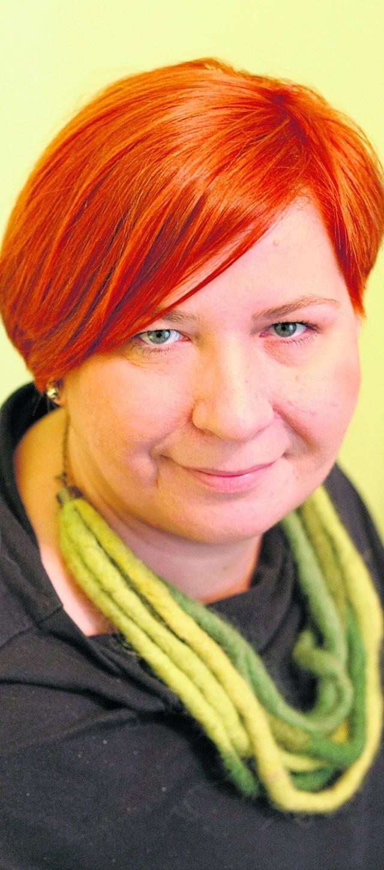 Magdalena Lesiak: - Matki rezygnują z wychowania dziecka, gdyż np. nie mają stabilnej sytuacji życiowej