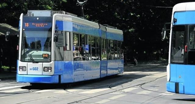Motorniczy tramwaju prawdopodobnie uratował pani Żanecie życie