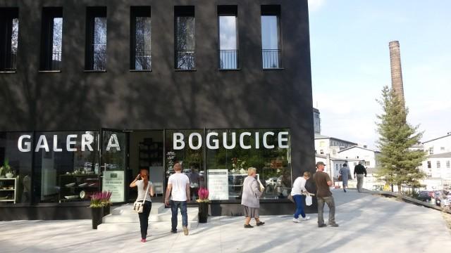 Galeria Bogucice działa od 11.10.2014