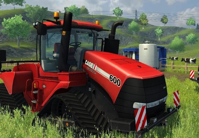 Farming Simulator 2013Farming Simulator 2013: w grze znajdziemy ponad 100 maszyn rolniczych