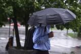 Ostrzeżenie IMGW dla Wielkopolski: Będzie padać przez cały poniedziałek (3 sierpnia). Opady mają być intensywne