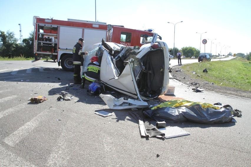 Śmiertelny wypadek na Sobieskiego, 7 września, Wrocław