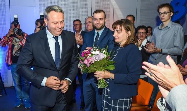 Konwencja wyborcza prezydenta Rafała Bruskiego odbyła się w tę sobotę w centrum PARiS w Fordonie.