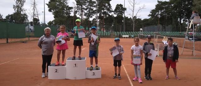 Młodzieżowe Mistrzostwa Zielonej Góry w tenisie 2020.