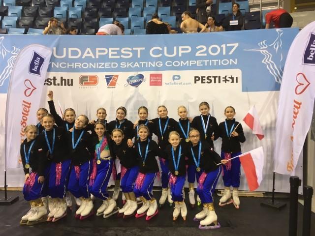 Grupa Juvenille okazała się najlepsza w Budapeszcie