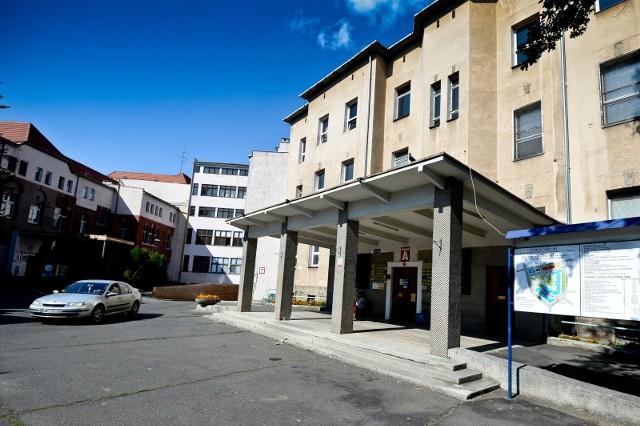 To już drugi przetarg na szpital przy al. Wiśniowej. Do pierwszego nie było chętnych.