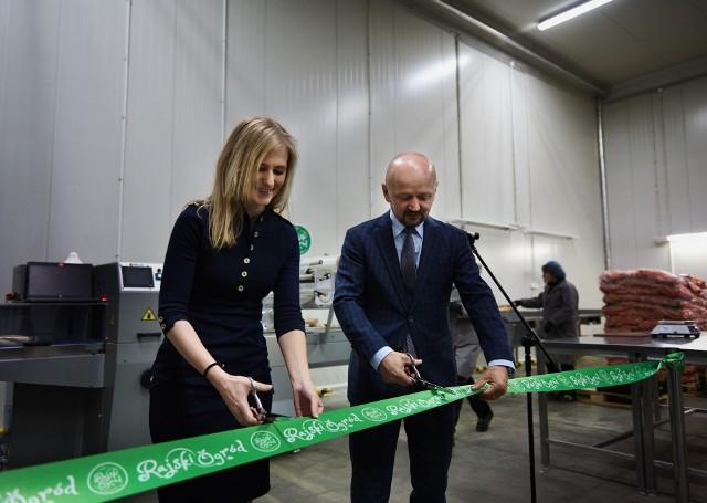 Spółka Bury działa od ponad 27 lat. W środę oficjalnie otworzyła nową linię produkcyjną
