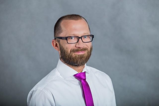 Leszek Jurkiewicz, Dyrektor Pionu Strategii Windykacji BEST SA.