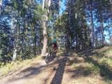 Górskie trasy rowerowe MTB powstały w Czarnorzekach. To pierwsze takie trasy w lasach Podkarpacia [ZDJĘCIA]
