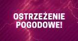 IMGW ostrzega: burze z gradem nad Polską. Wydano ostrzeżenie 2 stopnia! [GDZIE JEST BURZA]