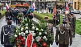 W Bydgoszczy uczczono 230. rocznicę uchwalenia Konstytucji 3 Maja [zdjęcia]