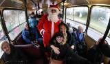 Nowy Sącz. 6 grudnia na ulice miasta wyjedzie autobus ze św. Mikołajem