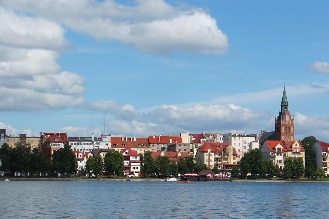 Panorama Ełku