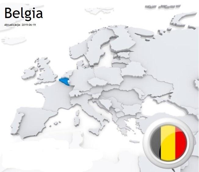 Ceny najpopularniejszych paliw w Belgii:...