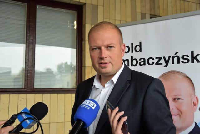Witold Zembaczyński chce wyjaśnień od Violetty Porowskiej i nowego wojewody