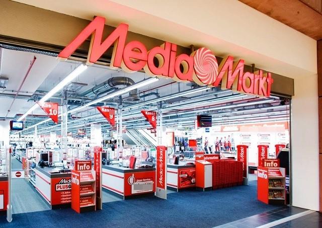 Media Markt należy do czołowych sieci elektromarketów w Polsce.