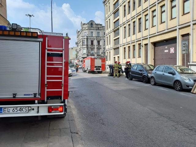 Po godzinie 15 doszło do kolizji u zbiegu ul. Struga i ul. Wólczańskiej. Na miejscu jest policja. ZDJĘCIA I WIĘCEJ INFORMACJI NA KOLEJNYCH SLAJDACH