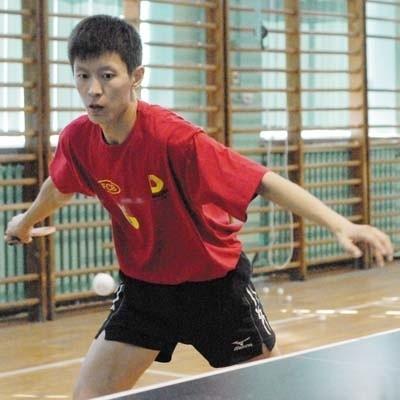 Liu Wei bardzo przykłada się do treningów w nowym klubie