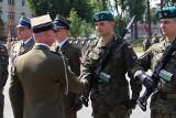 Święto Wojska Polskiego w Opolu w czasach koronawirusa. Bez pikniku, z odznaczeniami [GALERIA]