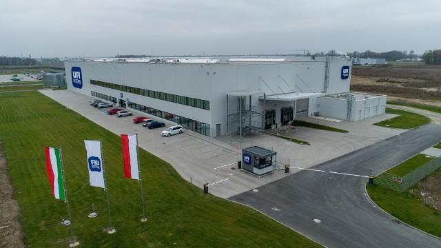 Zakład UFI Filters w Opolu powstał w podstrefie ekonomicznej przy ul. Północnej.
