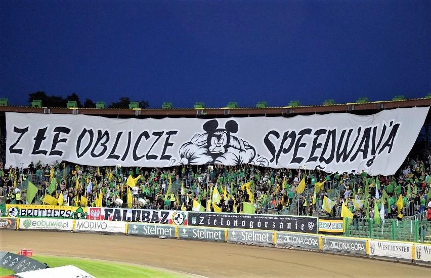 Żużlowcy Falubazu Zielona Góra przegrali z Unią Leszno...