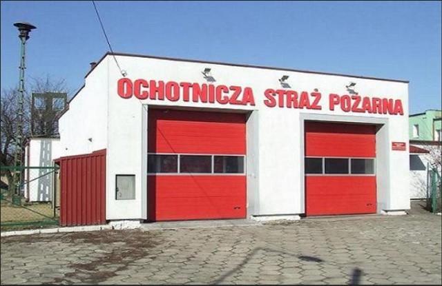 Kronika OSP w Wielkopolsce: Ochotnicza Straż Pożarna Poznań-Krzesiny - OSP Poznań-Krzesiny