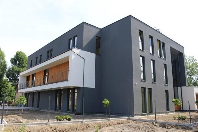 Budynek jest gotowy praktycznie od lata zeszłego roku.