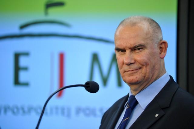 Tadeusz Dziuba został nowym-starym prezesem PiS w okręgu