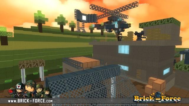 Brick-ForceBrick-Force: Co słychać w świecie klocków?