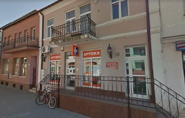 Siedziba ostrołęckiej delegatury Wojewódzkiego Urzędu Ochrony Zabytków