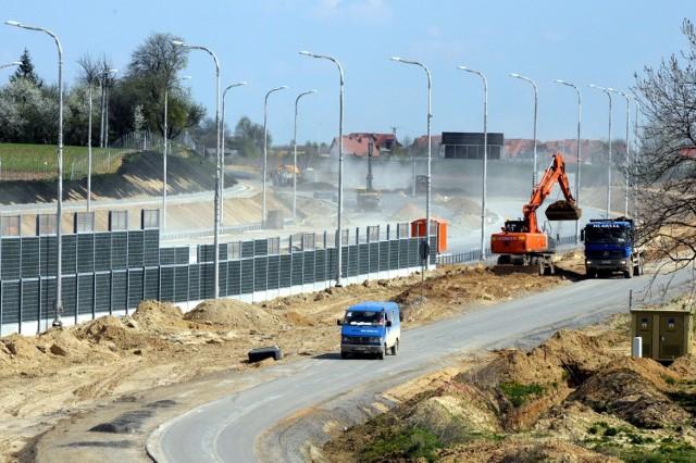Obwodnica Lublina nie będzie otwarta w czerwcu