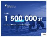 Podlaskie wspiera sport! Ponad 50 klubów z dotacjami od Samorządu Województwa Podlaskiego