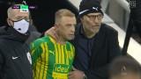 Kamil Grosicki w końcu zagrał w Premier League! Po jego wejściu West Brom stracił gola i przegrał z Newcastle