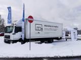 Nowy Mobilny Punkt Odbioru Zamówień IKEA działa od 16 lutego 2021. Jest na Osiedlu B w Tychach. To już siódmy punkt w woj. śląskim