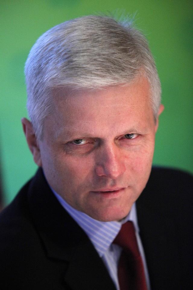 Andrzej Grzyb: Liczymy przede wszystkim na Polskę powiatową