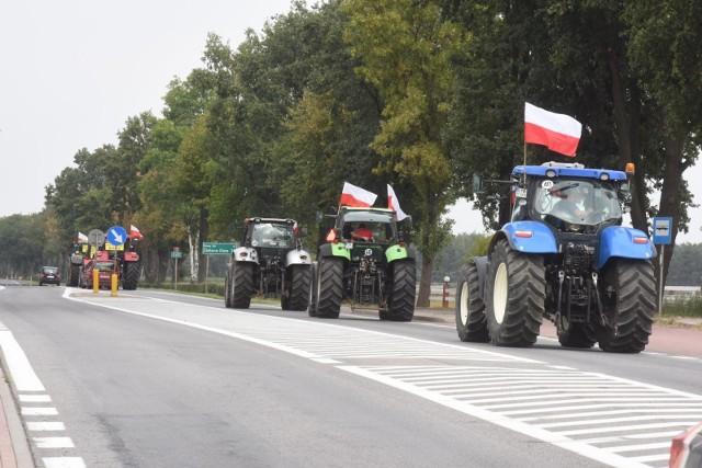 Protest odbędzie się na drodze krajowej nr 11 na odcinku między Środą Wielkopolską a Jarocinem